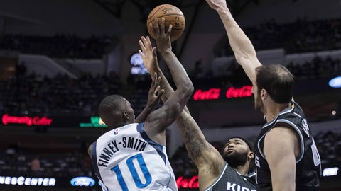 Dallas Mavericks: Dorian Finney-Smith