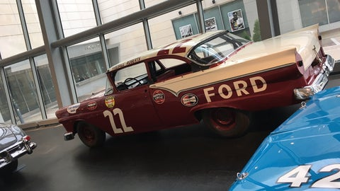Fireball Roberts' 1957 Ford Fairlane
