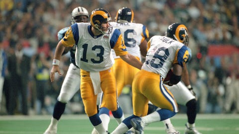 Los Angeles Rams -- The Greatest Show on Turf (Super Bowl XXXIV)