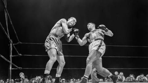 Rocky Marciano - Boxer - Apr. 27, 1956