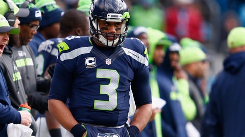 Seattle Seahawks: +1200 (12/1)