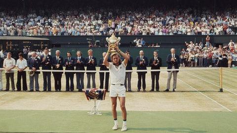 Bjorn Borg - Tennis - Jan. 24, 1983