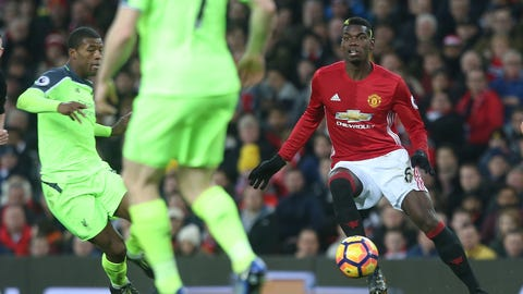 What happened to Paul Pogba?