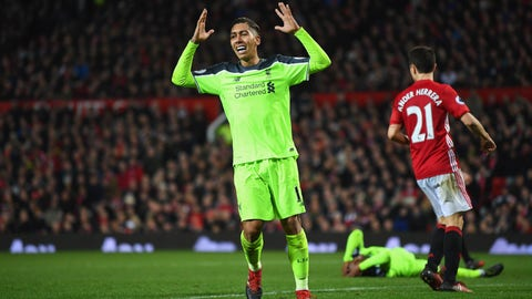 Liverpool missed their absent players