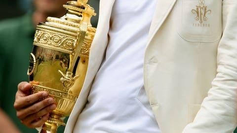 2006 Wimbledon (d. Nadal in 4)