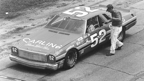 No. 52, Earl Ross and Neil Cole, 1