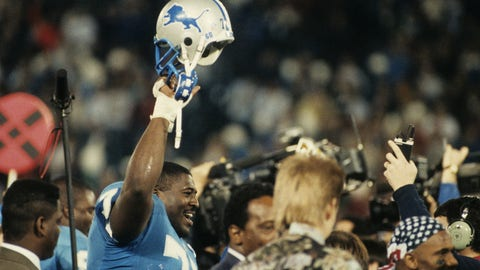 Detroit Lions -- A championship (game) (1991 divisional playoff)