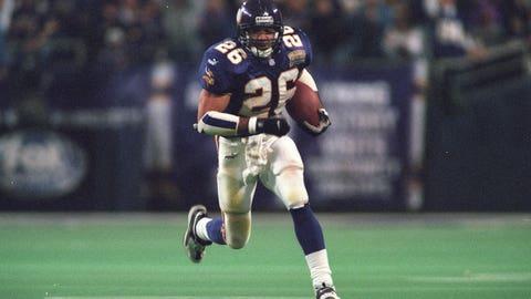 Robert Smith - Minnesota Vikings, RB - Feb. 7, 2001