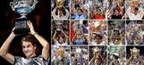 Ranking Roger Federer's 18 Grand Slam wins. (Is the '17 Australian Open his greatest?)