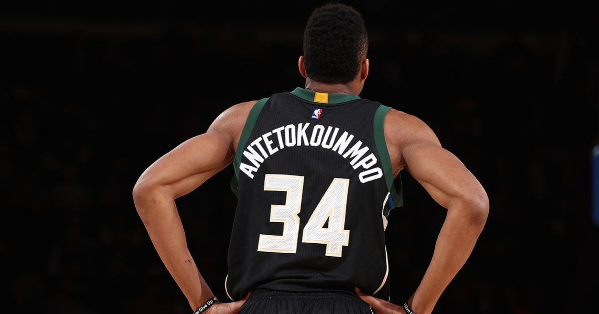 Giannis Antetokounmpo Thinks He D Have Double The All Star