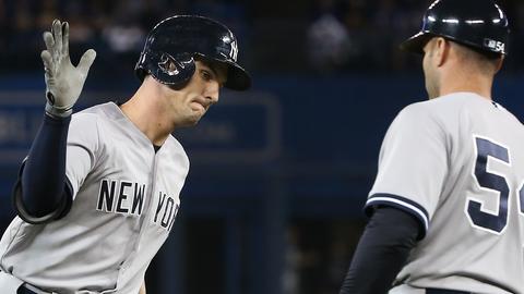 Greg Bird - Yankees - 1B