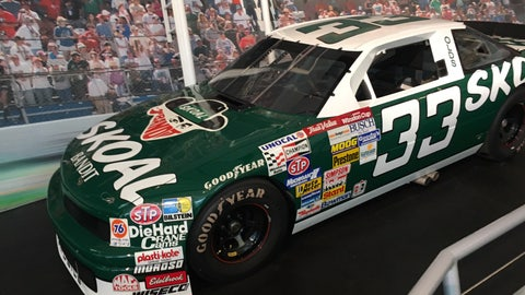 Harry Gant's 1991 Oldsmobile Cutlass