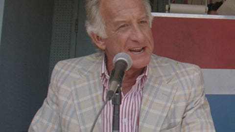 Bob Uecker in 'Major League'