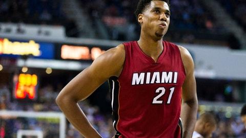 Hassan Whiteside, Miami Heat