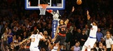 Hawks LIVE To Go: Game-saving stop pushes red-hot Hawks past Knicks