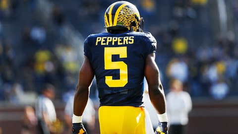 LB/S Jabrill Peppers, Michigan