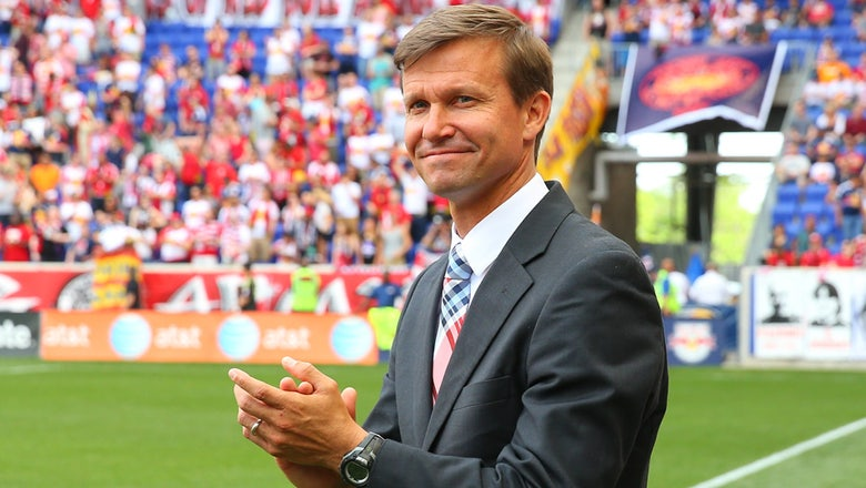 Reports: Jesse Marsch to leave New York Red Bulls for Salzburg
