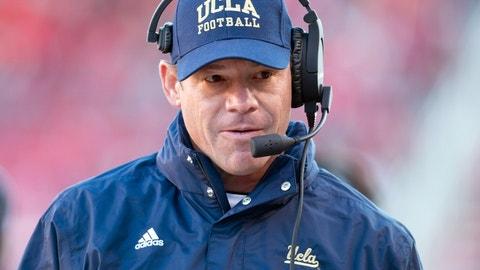 Jim Mora, UCLA