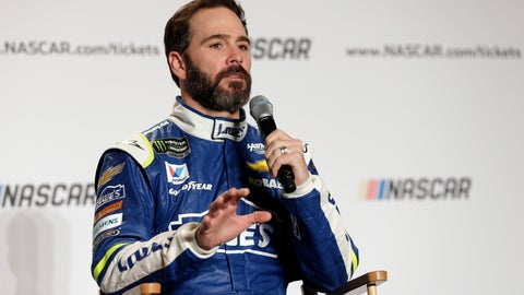 Best quotes from Tuesday's NASCAR Media Tour