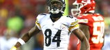 Steelers want to keep Antonio Brown in Pittsburgh for rest of his career