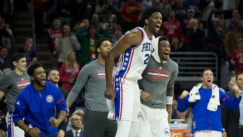 NBA power rankings: Are the Philadelphia 76ers playoff contenders?
