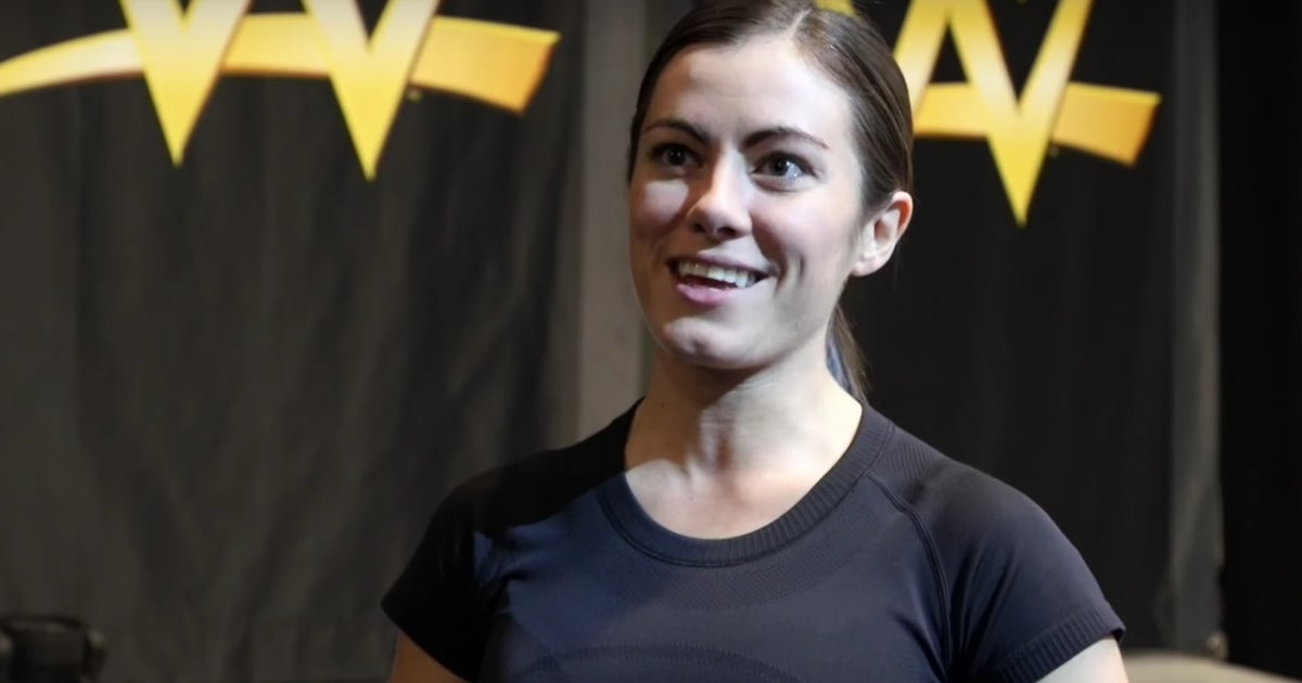 Ninja Warrior Star Kacy Catanzaro Saints Lb Work Out