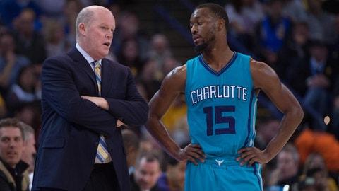 Charlotte Hornets (36-46): 0.8 percent