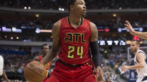 Atlanta Hawks: Kent Bazemore