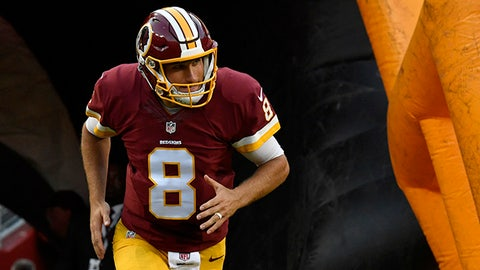Washington Redskins: Kirk Cousins, QB