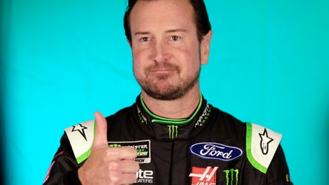 Kurt Busch amazed by drivers who can drive fast and party hard