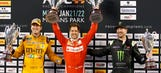 Kurt, Kyle Busch have strong showing in Nation's Cup at Race of Champions
