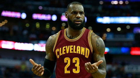 2017 Cleveland Cavaliers: 47-26