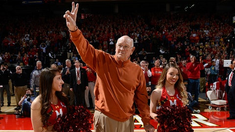 NCAA Basketball (career coach): Lefty Driesell