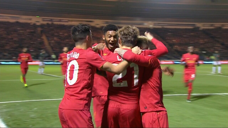 Plymouth Argyle vs. Liverpool | 2016-17 FA Cup Highlights