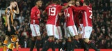 Manchester United takes step toward League Cup final with win over Hull