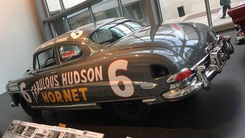 Marshall Teague's 1952 Hudson Hornet