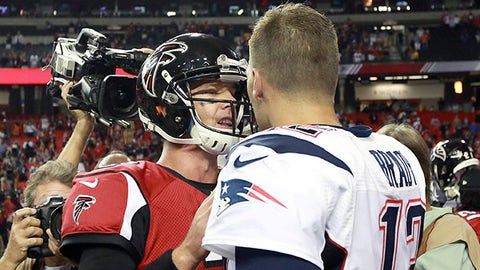 Patriots-Falcons