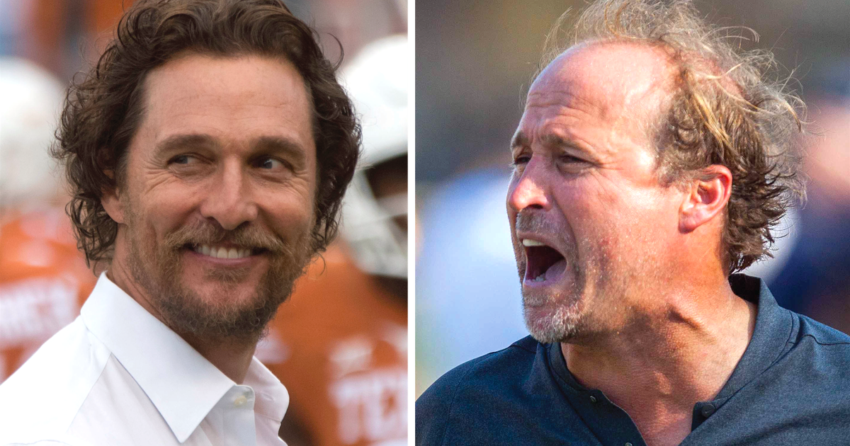 Matthew Mcconaughey Says Hair In New Movie Is Inspired By
