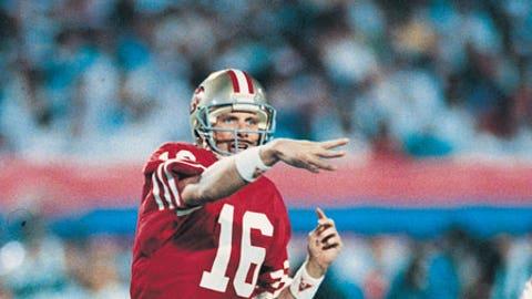 Joe Montana, 1989 49ers