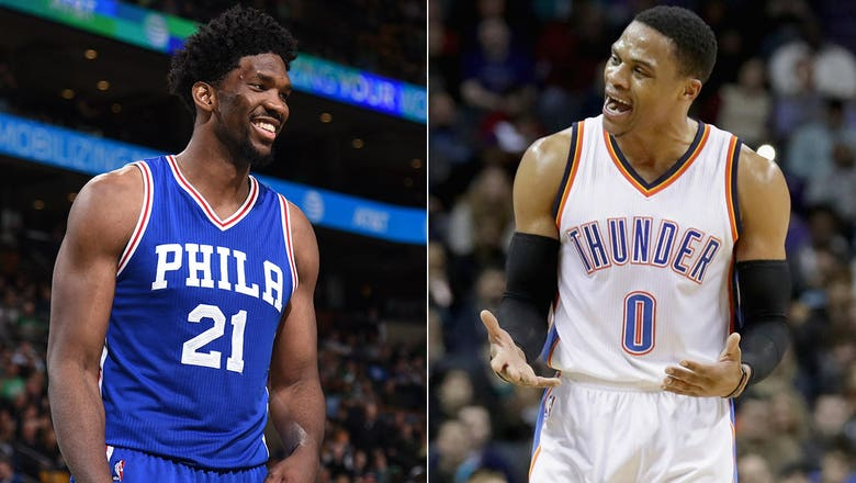 NBA Stock Watch: Sixers Can't Lose, Westbrook Can't WIn