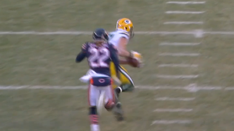 Week 15: Rodgers goes deep to Jordy Nelson