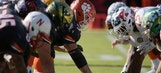 Watch NFL hopefuls compete in the NFLPA bowl
