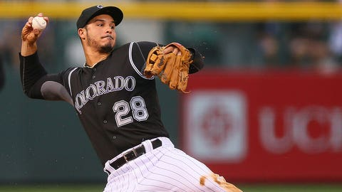 Nolan Arenado, Colorado Rockies (3B)