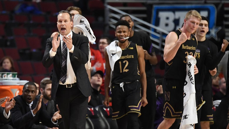 Hoop Thoughts: Collins has Northwestern on the cusp of the NCAAs