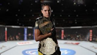 Amanda Nunes wants a second belt