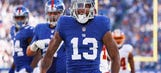 Odell Beckham admits he's had a hard time sleeping lately