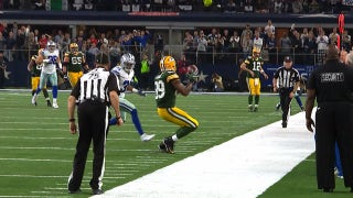 Rodgers converts 3rd-and-20 miracle, Crosby kicks winning FG as time expires