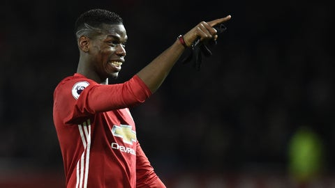 Paul Pogba, Manchester United – €155.3m