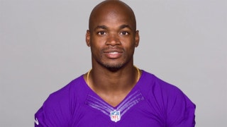 Could we see Adrian Peterson in a New York Giants uniform next year?