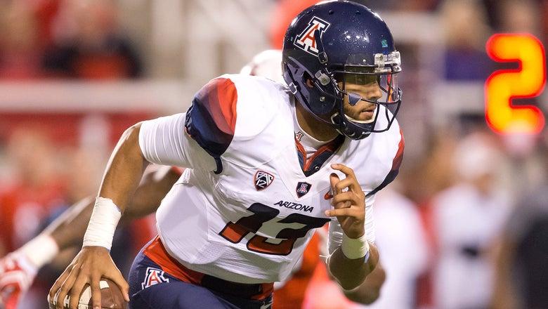 Arizona opens 2017 football season vs. NAU, plays 3 of final 4 on road